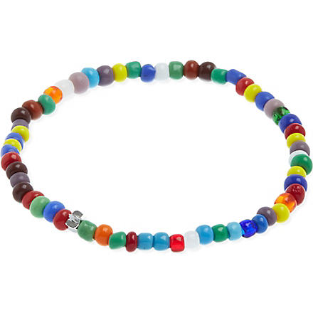 LUIS MORAIS Mini star bead bracelet (Mixed