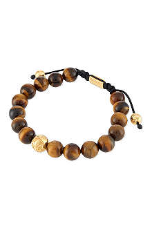 NIALAYA Tiger eye bracelet