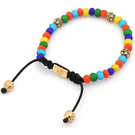 NIALAYA Multi-beaded bracelet (Multi