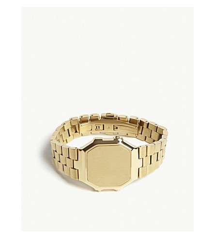 AMBUSH Timeless watch bracelet (Gold