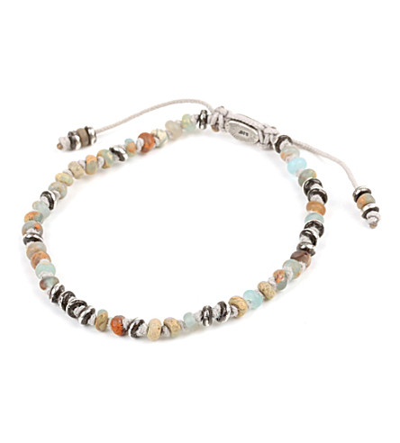 M. COHEN Templar gemstone bracelet (Opal