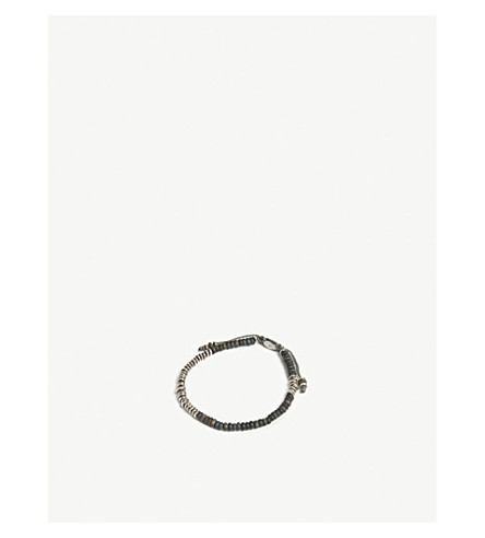 M. COHEN Round table bracelet (Btg