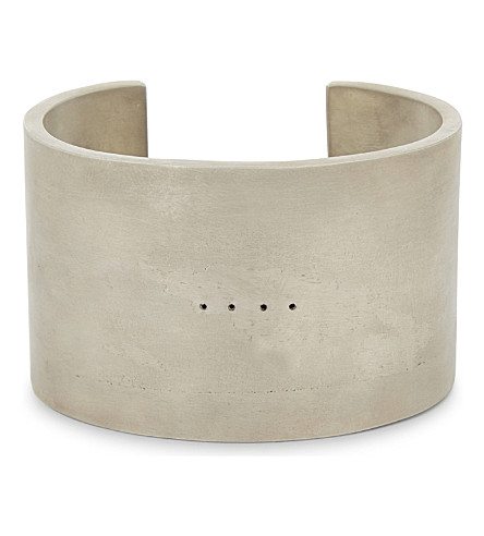 PARTS OF FOUR Ultra Reduction silver bracelet (Silver