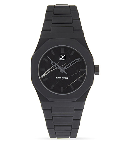 D1 A-MA01 watch (Marb+blk