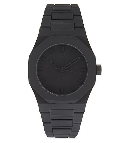 D1 A-M001 watch (Blk+blk