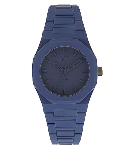 D1 A-M003 watch (Blue+blue