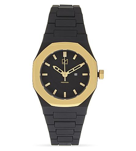 D1 A-PR02 watch (Black+gold