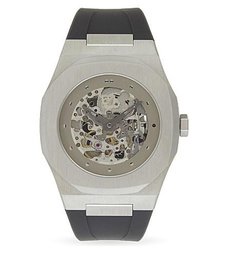 D1 A-SK01 watch (Silver