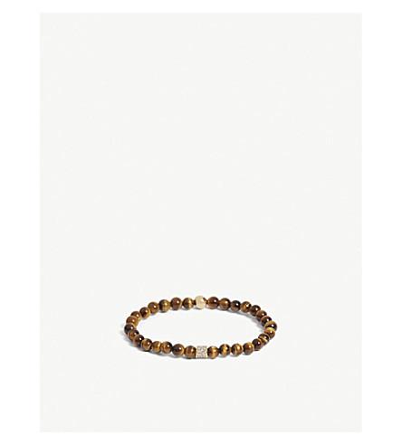 NIALAYA虎眼珠手链 (虎 + 眼)