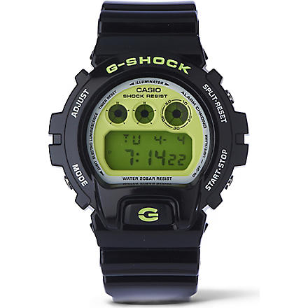 G-SHOCK DW-6900CS-1ER watch (Black