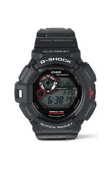 G-SHOCK G9300-1-ER MUDMAN digital watch
