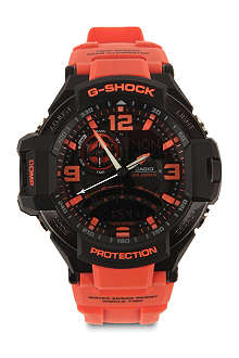 G-SHOCK GW-A1000-4AER G-Aviation Sky Cockpit Gravity Defier watch