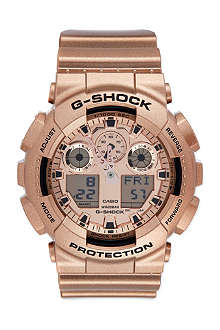 G-SHOCK GA-100GD-9AER Crazy Gold watch