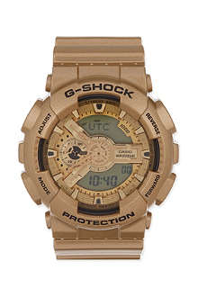 G-SHOCK GA-110GD Crazy gold watch