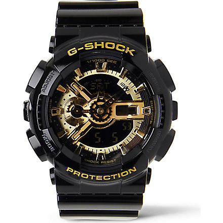 G-SHOCK GA110HC Hyper Complex watch (Black