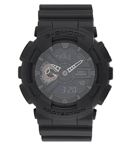 G-SHOCK GA110 Military 5146 watch (Black