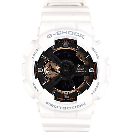 G-SHOCK GA-110RG-1AER Hyper Complex watch (White