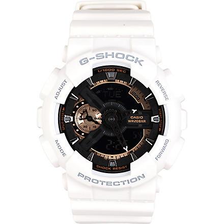 G-SHOCK GA-110RG-1AER Hyper Complex watch (White
