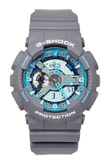 G-SHOCK G-Shock neon accent sport watch