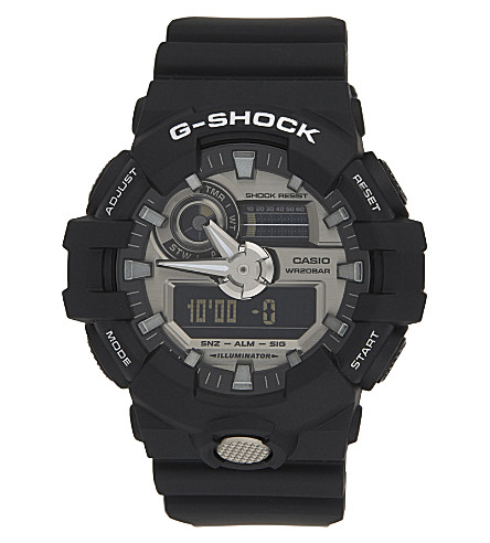G-SHOCK GA-710-1AER watch (Black