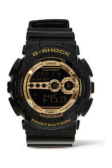 G-SHOCK GD100GB1ER Shock–resistant watch