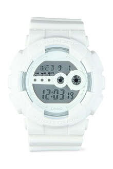 G-SHOCK GD-100WW-7ER all-white watch