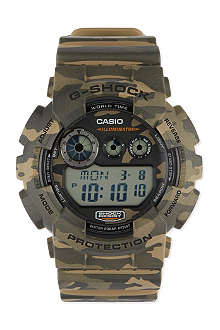 G-SHOCK GD-120CM-5ER digital watch