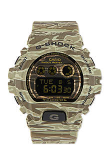 G-SHOCK 3420 tiger camouflage watch