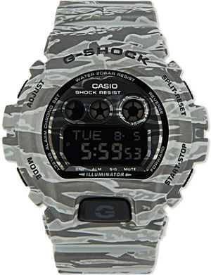 G-SHOCK 3420 camouflage watch