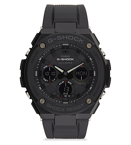 G-SHOCK GST-W100G-1BER watch (Black