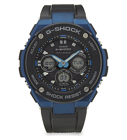 G-SHOCK W300G-1A2ER watch (Blue