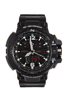 G-SHOCK Premium aviator watch
