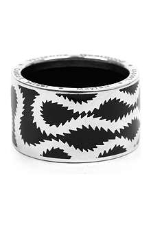 VIVIENNE WESTWOOD Squiggle band ring