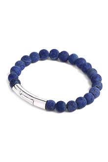 TATEOSSIAN Lapis Lazuli bead bracelet