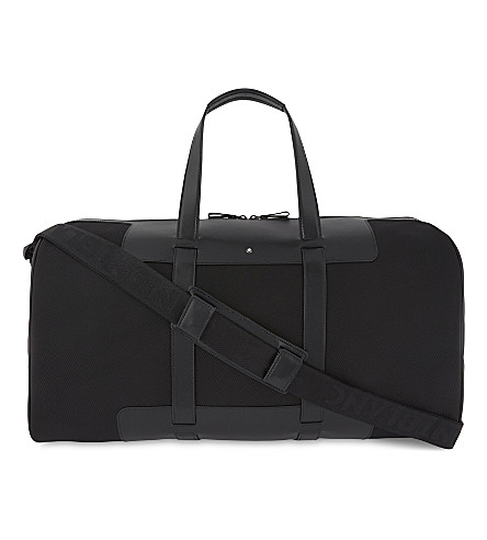 MONTBLANC Nightflight Cabin holdall bag (Black