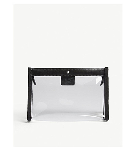 MONTBLANC Nightflight liquid bag (Black