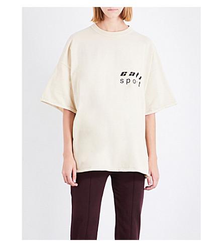 YEEZY Season 5 oversized cotton-jersey T-shirt (Jupiter