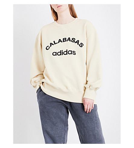 YEEZY Season 5 oversized cotton-jersey sweatshirt (Jupiter