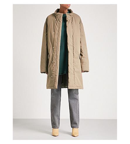 YEEZY Season 5 cotton-blend puffer coat (Viper