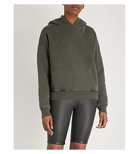 YEEZY Season 6 cotton-jersey hoody (Core