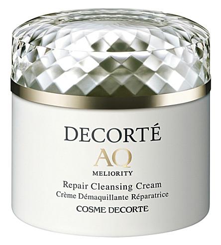 DECORTE AQ Meliority repair cleansing cream