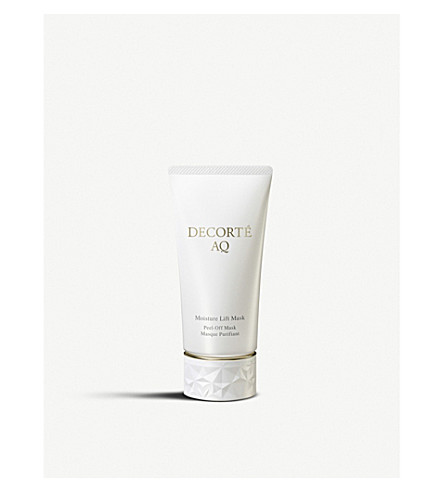 DECORTE AQ Moisture Lift Mask 82g