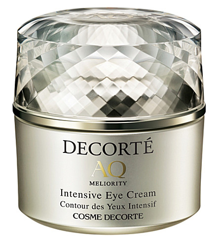 DECORTE AQ Meliority intensive eye cream