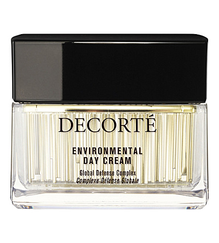 DECORTE Environmental day cream