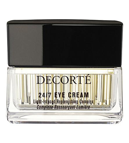 DECORTE 24/7 eye cream