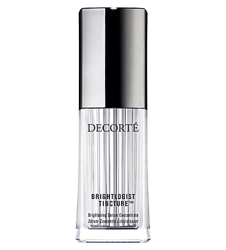 DECORTE Brightlogist Tincture brightening serum concentrate