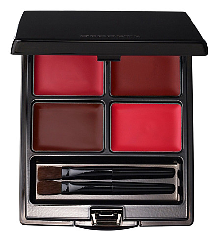 DECORTE The New Reds lip palette (The+new+reds