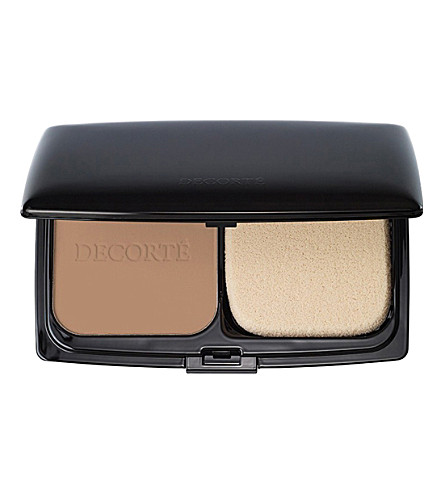 DECORTE Soft Powder Foundation (Cool+beige