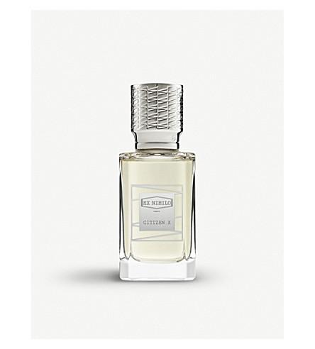 EX NIHILO Citizen X Eau de Parfum 50/100ml