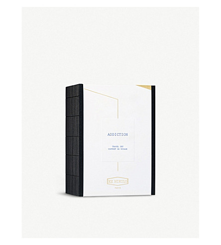 EX NIHILO成瘾香水旅行套装5x7.5毫升